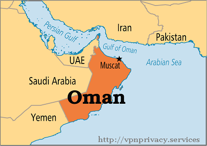 Unblock websites in Oman