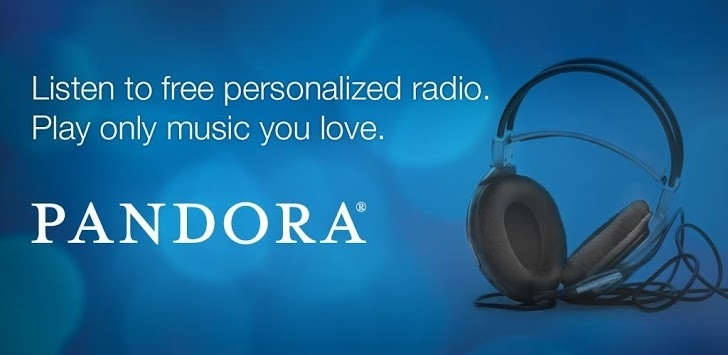 listen pandora outside us abroad