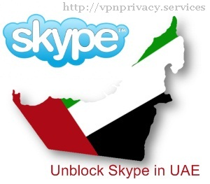 How to unblock Skype in Abu Dhabi UAE