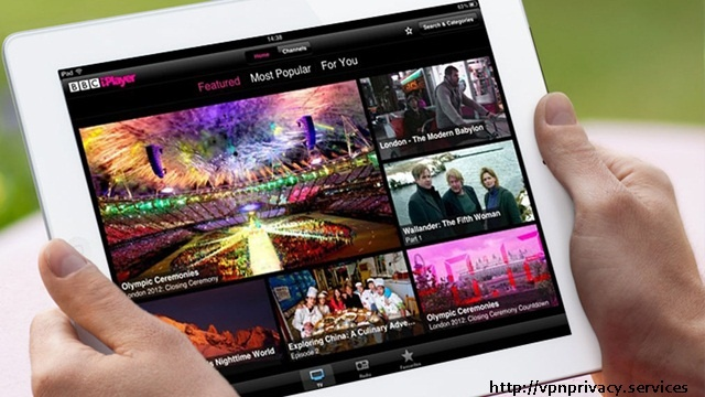 watch BBC iplayer abroad on ipad